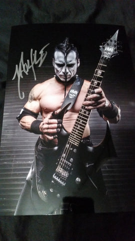Doyle Wolfgang Von Frankenstein - The Abominator - Signed limited edition metallic 8x12