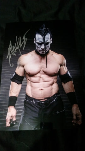 Doyle Wolfgang Von Frankenstein - Beast - Signed limited edition metallic 8x12