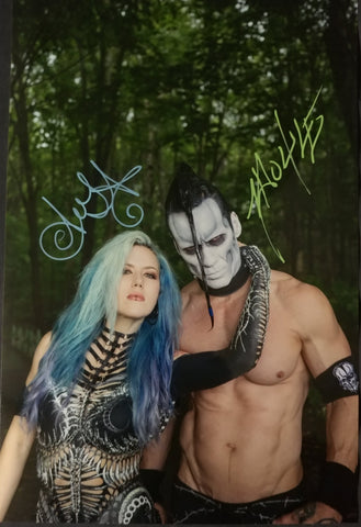 Alissa and Doyle - Woods of Canada - Signed Limited Edition Metallic Print