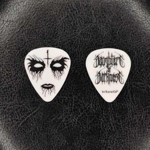 Daughters of Darkness - Anonymous - Guitar Pick