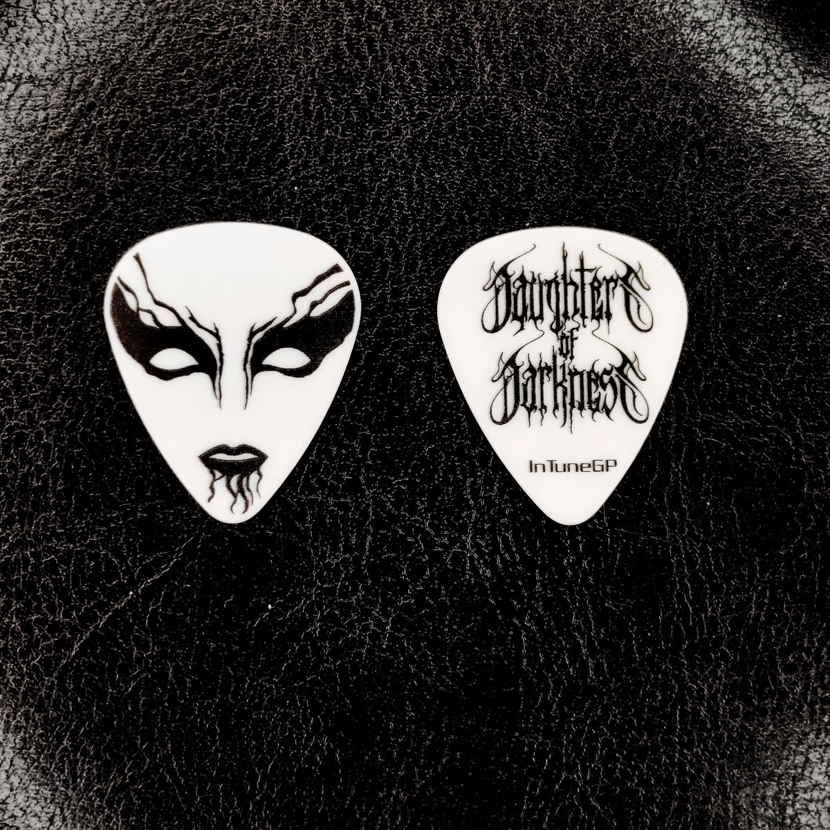 Daughters of Darkness - Krista - Guitar Pick