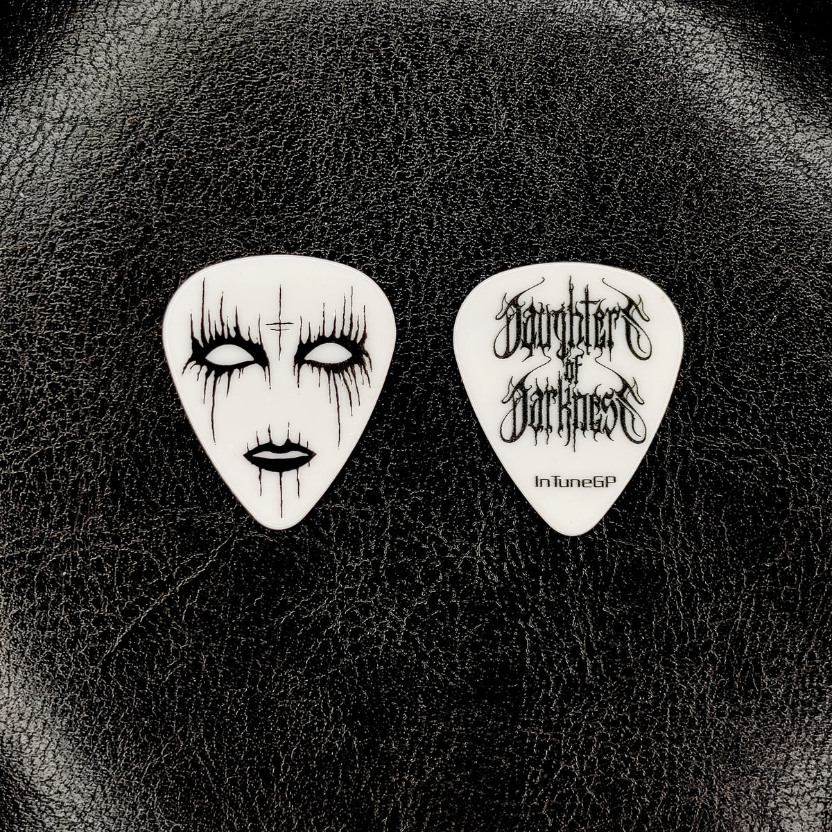 Daughters of Darkness - Leanansidthe 2 - Guitar Pick