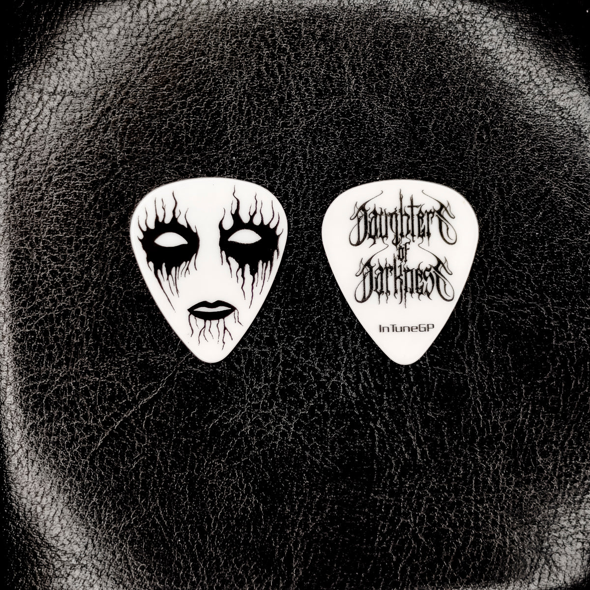 Daughters of Darkness - Kaite - Guitar Pick