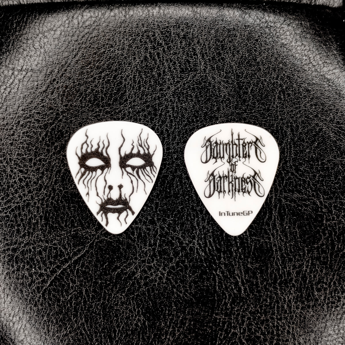 Daughters of Darkness - Shonda - Guitar Pick