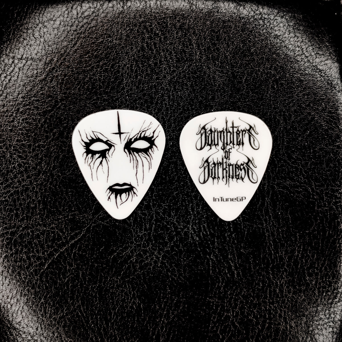 Daughters of Darkness - Hanna - Guitar Pick