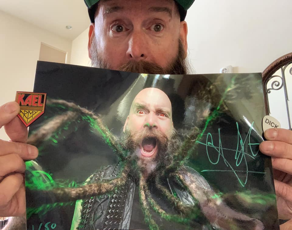 Chris Kael - Kaelthulhu Autographed BUNDLE