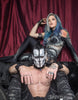 Alissa and Doyle - Beast Throne - Signed Limited Edition Metallic Print