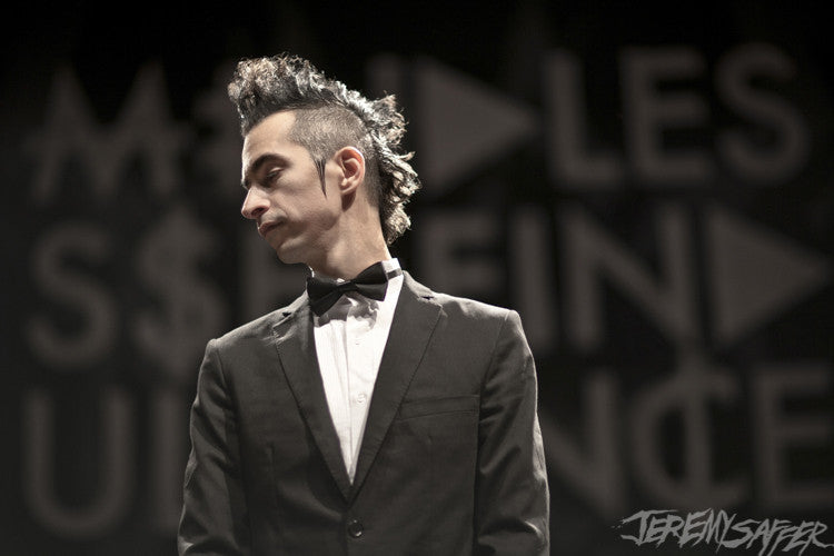 Heroes, Villains, and Monsters - Jimmy Urine