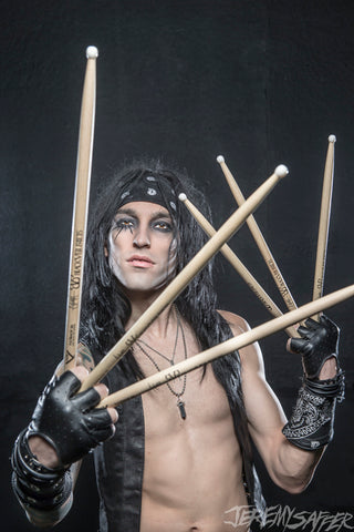 Christian Coma - Wolverine - Signed Limited Edition 8x12 Metallic Print
