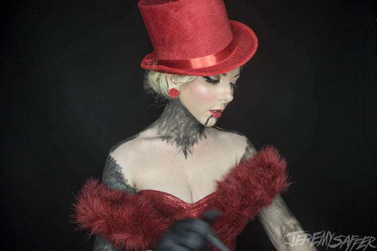 Maria Brink - Halloween Exclusive 8x12 print (ONLY TWO AVAILABLE)