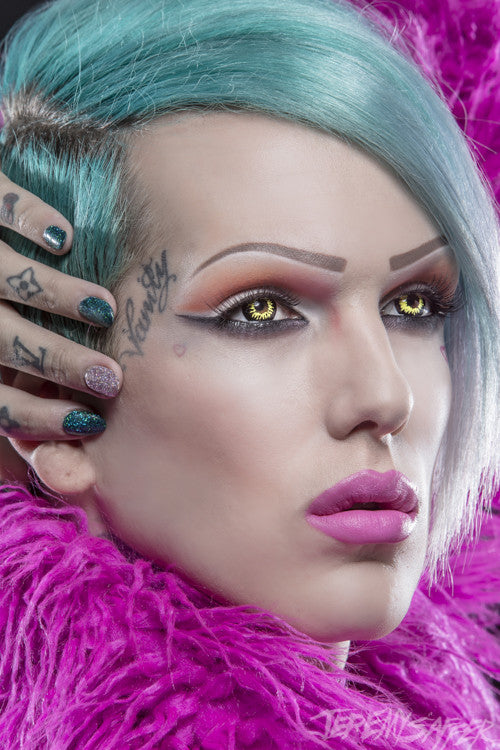 Heroes, Villains, and Monsters - Jeffree Vanity