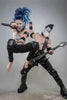 Alissa and Doyle - Jump - Signed Limited Edition Metallic Print