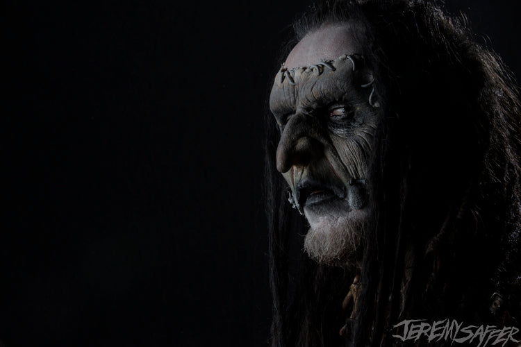Mortiis - In The Shadows - limited edition metallic 8x12 print