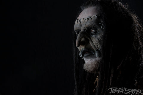 Mortiis - In The Shadows - limited edition metallic 8x12 print (5 LEFT!)