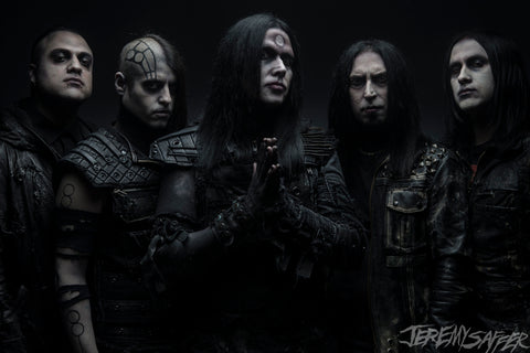 Wednesday 13 - Condolences - limited edition metallic print (3 LEFT!)