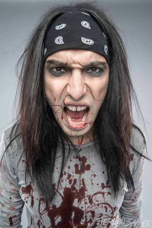 Christian Coma - Psycho Killer - Signed Limited Edition 8x12 Metallic Print (LAST ONE!)