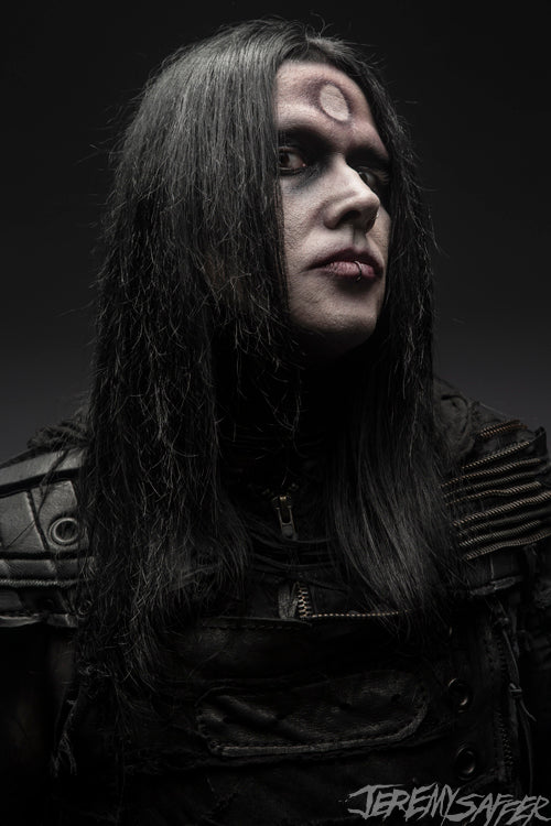 Wednesday 13 - You Breathe, I Kill - limited edition metallic print (LAST ONE!)