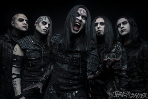 Wednesday 13 - Cadaverous - limited edition metallic print (4 LEFT!)