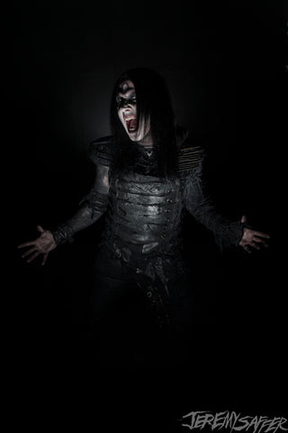 Wednesday 13 - Last Rites - limited edition metallic 8x12 print
