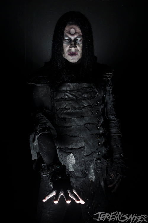 Wednesday 13 - Omen - Metallic mini print