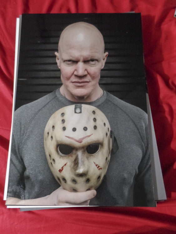 Freaks, Creeps, and Killers - Derek Mears (Jason)