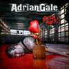 Adriangale - Sucker Punch Cover art - signed limited edition metallic print