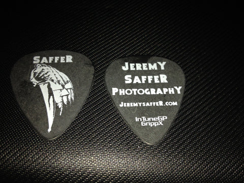 Saffer Hallow Guitar Pick