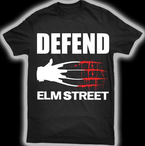Defend Elm St T-Shirt