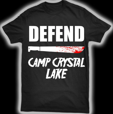 Defend Crystal Lake T-Shirt