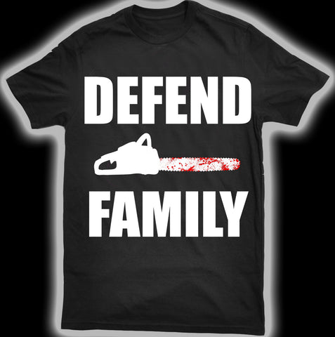 Defend Family T-Shirt