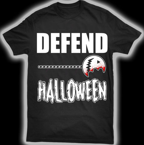 Defend Halloween T-Shirt Black Friday $10 (one left)