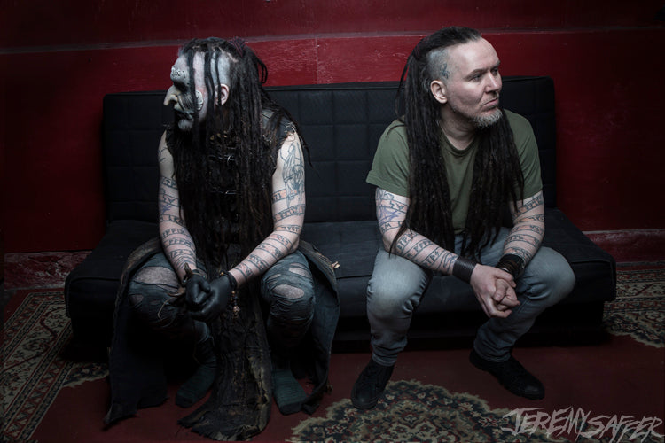 Mortiis - Duality - limited edition metallic 8x12 print