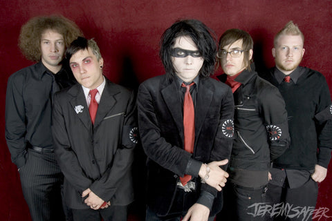 Heroes, Villains, and Monsters - MCR