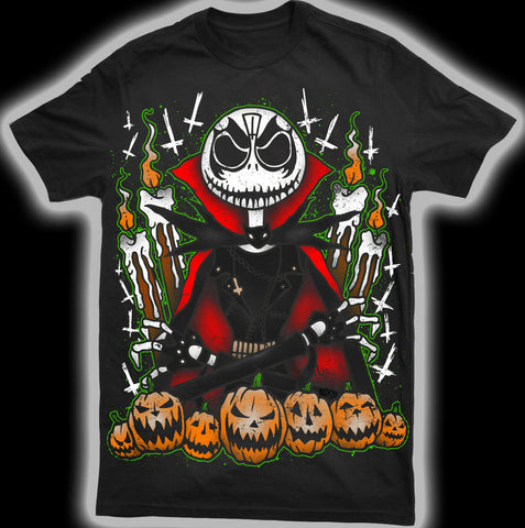 The Pumpkin King... Diamond T-Shirt