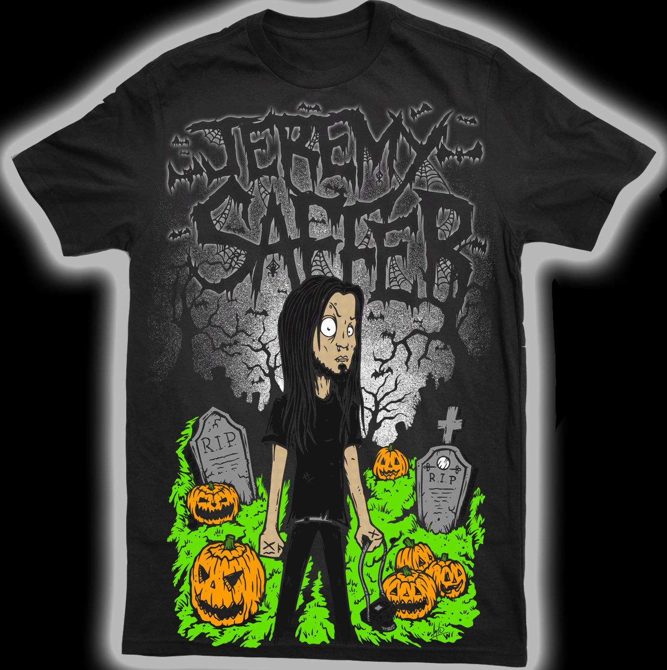 Jeremy Saffer - Halloween Shirt