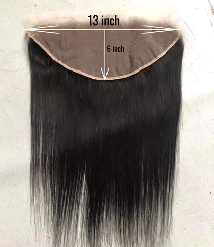 What is a 13x6 lace frontal