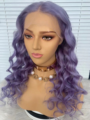 lace front wig Ballice Virgin Hair