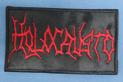 HOLOCAUSTO - Embroidered Logo Patch
