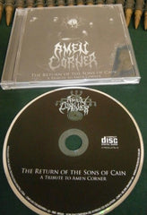 AMEN CORNER - The Return of the Sons of Cain - A Tribute to Amen Corner. CD