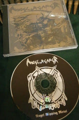 ANGEL REAPER - Angel Ripping Metal. CD