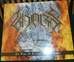 KHORS - The Flame of Eternity's Decline / Cold. CD