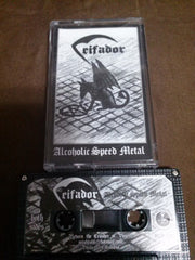 CEIFADOR - Alcoholic Speed Metal. Tape