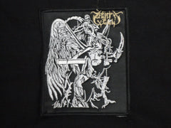 DEATH YELL - Morbid Rites Embroidered Patch