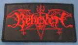 BEHEXEN - Embroidered Logo Patch