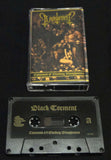 BLACK TORMENT - Catacomb of Blinding Blasphemies. Pro Tape Black Shell Color