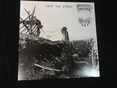 "PERSISTENCE IN MOURNING / MOLOCH - Cold War Plague. 7"" Split EP"