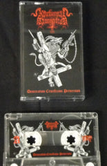 NOCTURNAL DAMNATION - Desecration Crucifixion Perversion. Tape