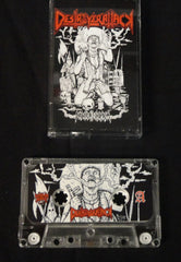 DESTROYER ATTACK - Diabolical Ectoplasm. Tape