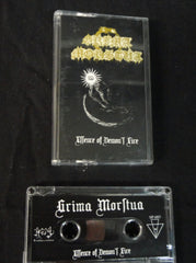 GRIMA MORSTUA - Essence of Demon Fire. Tape.