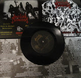 "BESTIAL POSSESSION - Morbid Massacre of Death. 7"" EP"